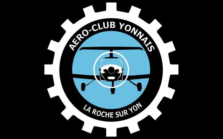 Aéroclub Yonnais Logo